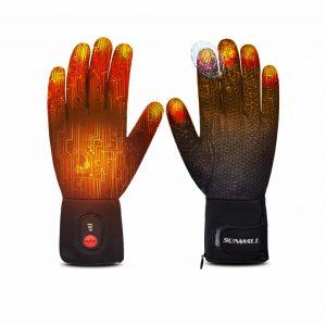 Sun Will Heated Glove Liners
