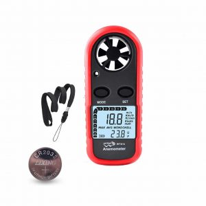 Wintact Digital Anemometer
