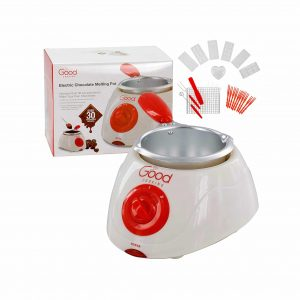 Good Cooking Electric Chocolate Melting Pot with 30+ Free Accessories