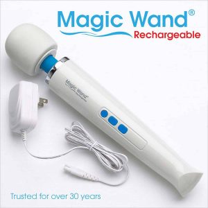 IntiMD Magic Cordless Wand Massager