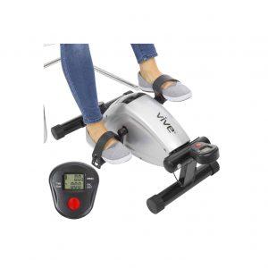 Vive Pedal Exerciser Under Desk Pedal Exerciser