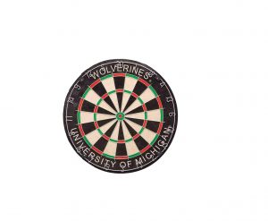 Imperial NCAA Dart Cabinet Set