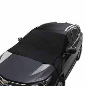 JeCar Windshield Snow Cover with Magnet and Straps