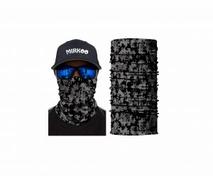 MIRKOO Outdoor Camouflage Dust-Proof Face Mask