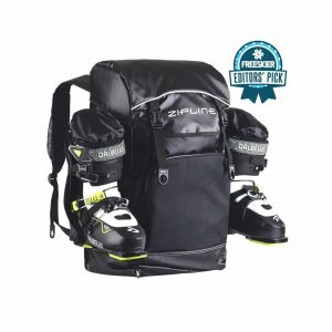 Zipline Ski Boot Bag