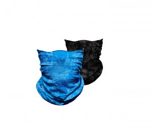 AXBXCX 2 Pack Elastic Seamless Face Masks