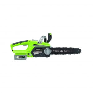 Earthwise Cordless Electric Chain Saw