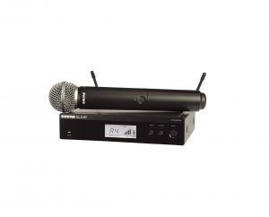 Shure Handheld Wireless Vocal Microphone System