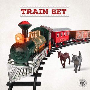 Atlasonix Classic Train Set