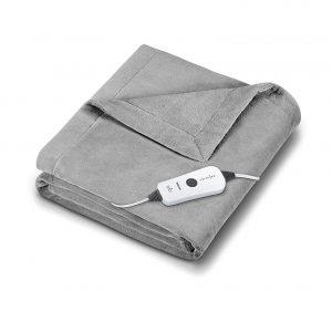 Beurer Heated Electric 50 x 60-inches Electric Blanket Clearance