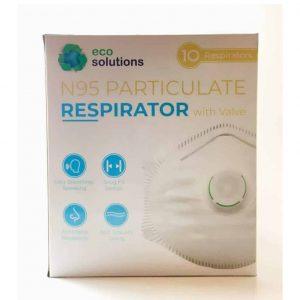 Eco Solutions Respirator Mask