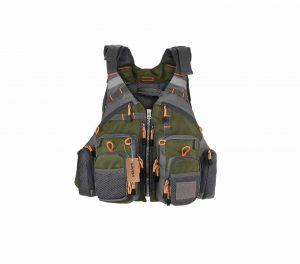 Lixada Fly Fishing Breathable Padded Fishing Vest