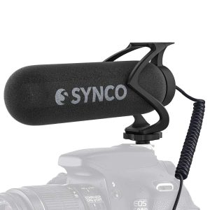 SYNCO On-Camera Microphone