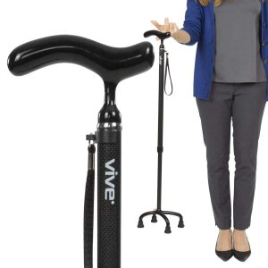 Vive Carbon Fiber Cane – Ultra-Lightweight for both Men and Women