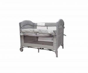 BabyWombWorld Premium 2-In-1 Bedside Sleeper