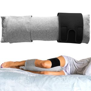 Flippin' Happy New & Innovative Wearable Knee Pillow