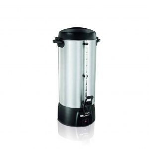 Proctor Silex Commercial Brushed Aluminum Coffee