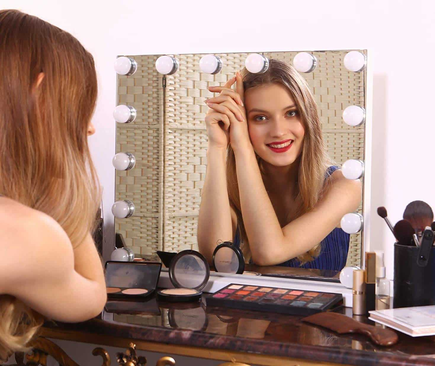 Top 10 Best Vanity Mirror With Lights In 2020 Review