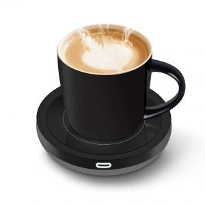 BESTINNKITS Smart Coffee Gravity Induction Warmer