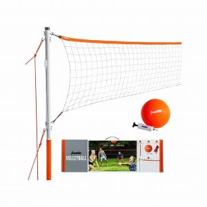 Franklin Sports Volleyball Net and Ball Set