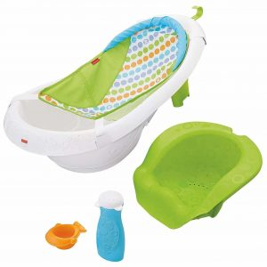 Fisher-Price 4-in-1 Baby Bath Tub