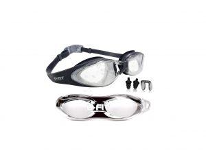 U-FIT Swim Goggles Free Goggle Case