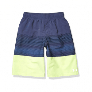 Under Armor Boys' Volley Swim Boardshort