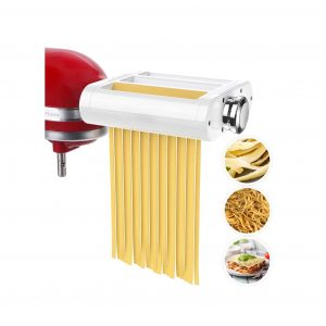 ANTREE Pasta Roller and Cutter 3-In-1 Roller