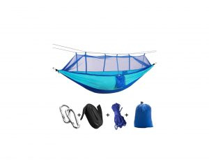 KEPEAK Camping Hammock with a Mosquito Net