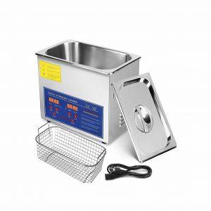 VEVOR Ultrasonic Cleaner with Heater Timer