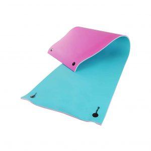 HOMCOM 16.5 X 5FT Foam Floating Water Swim Mat