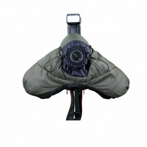 CamRebel Water-Resistant Rain Cover