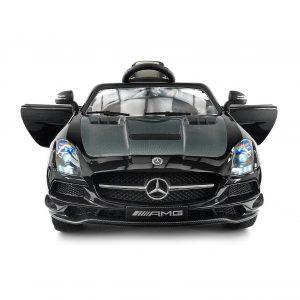 Carbon Black SLS AMG Electric Car