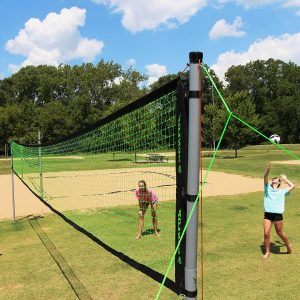 Sports Joy Volleyball Badminton Set Portable Volleyball