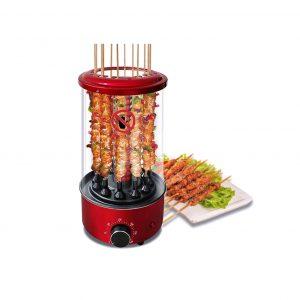 Li Bai Vertical Rotisserie 1350W Rotating Kebab Machine