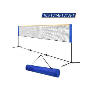 ORIENGEAR Portable Badminton and Tennis Net