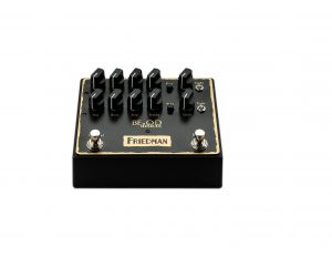 Friedman Amplification BE-OD Deluxe Dual Overdrive