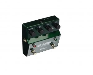 Ibanez TS808DX Tube Screamer Booster:Overdrive Pedal