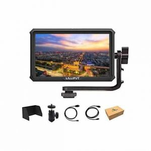 Lilliput A5 5-Inch 1920 x 1080P DSLR Screen Camera