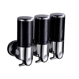 Kutti 3 Chamber Soap Dispensers