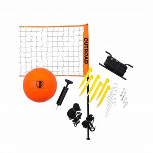 OUTROAD Outdoor Portable Volleyball Net