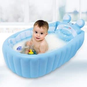 Relaxing Baby Bath Tub