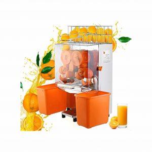 VBENLEM 110V Electric Orange Juicer Machine