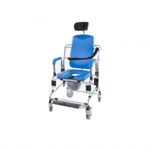 Platinum Health Laguna Professional Institutional Quality Reclining Shower Chair