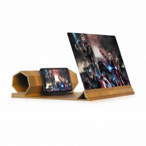 dizaul 12'' Screen Magnifier for Smartphone