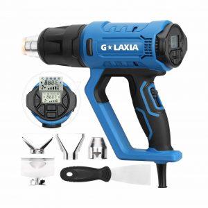 G LAXIA 2000W LCD Digital Display Hot Air Gun