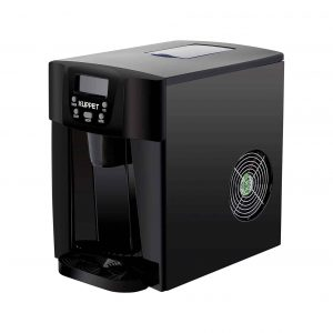 KUPPET 2 in 1 Counter-top Ice Maker