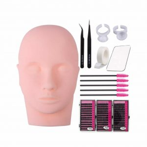 Krofaue False Eyelash Extension Kit