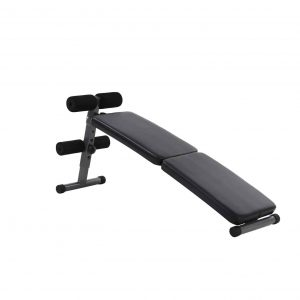 Lantusi Hyper Back Extension Adjustable Fitness Bench for Abs