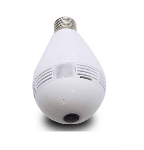 NaNa 360 degrees Light Bulb Camera